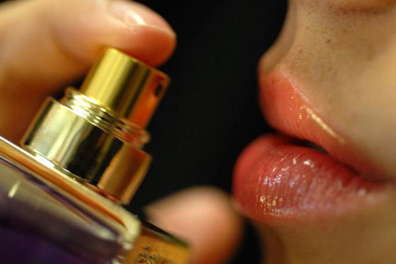 Feromonas y perfumes afrodisíacos